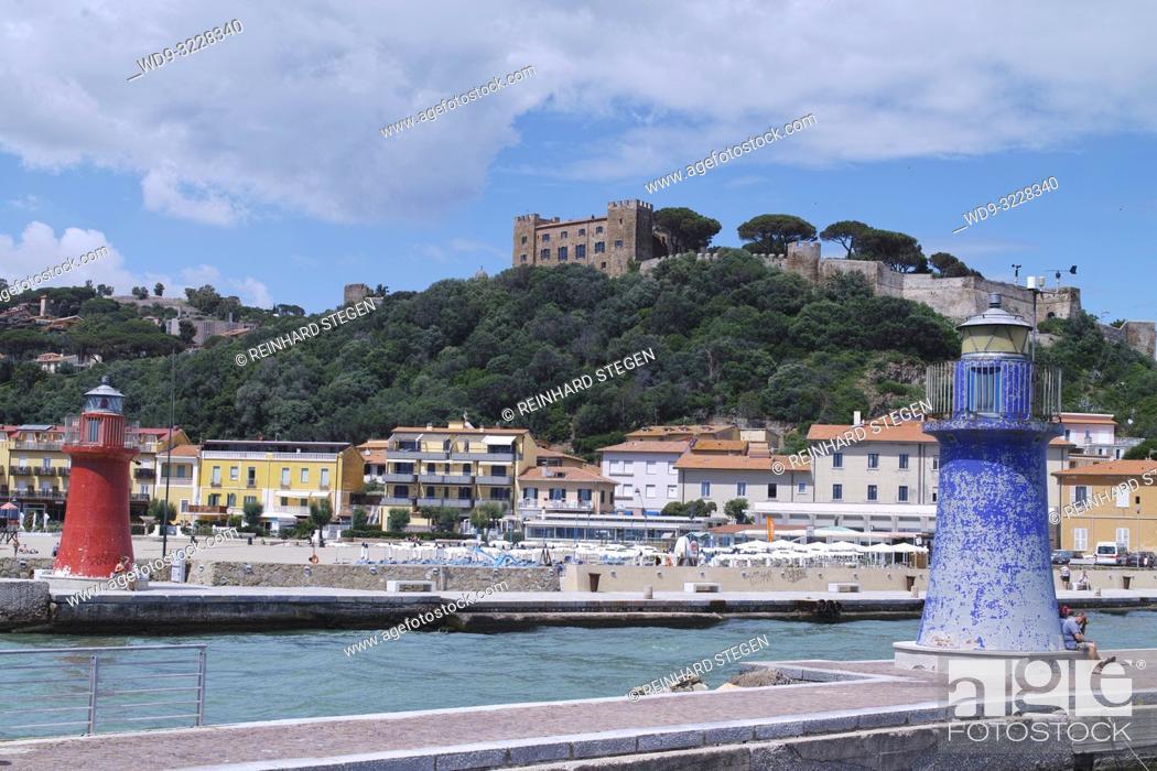 Imagen: Castiglione della Pescaia, province of Grosseto, Tuscany, Italy.