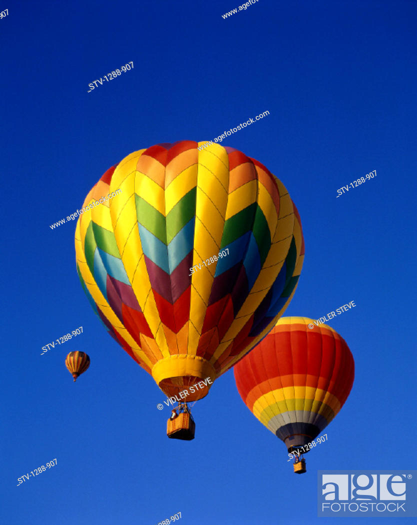 Imagen: Air, Albuquerque, America, Ballooning, Balloons, Baskets, Blue, Colored, Coloring, Equipment, Fiesta, Fly, Flying, Freedom, Holi.