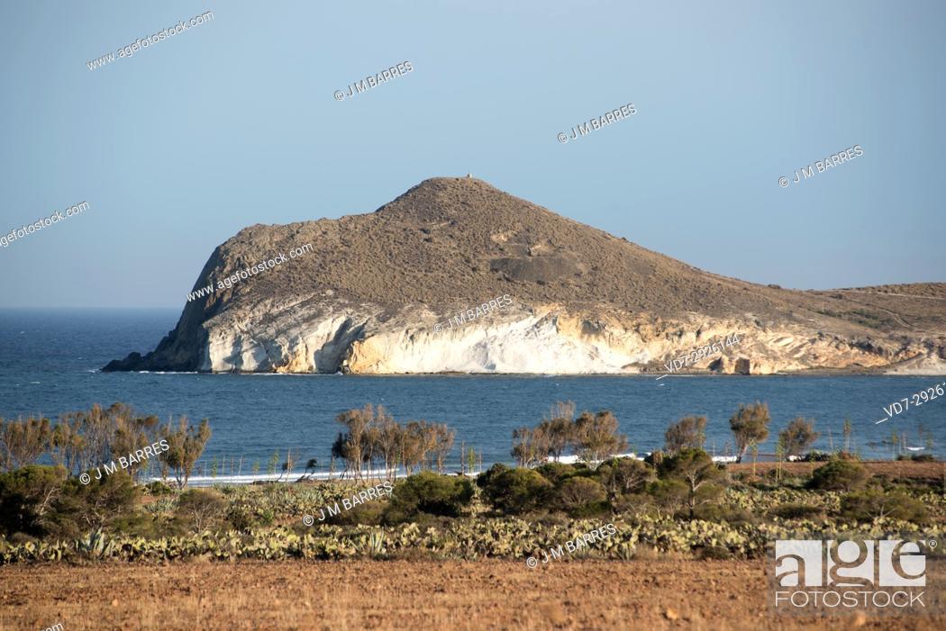 Imagen: Morron de Los Genoveses. Cabo de Gata-Nijar Natural Park, Almeria province, Andalucia, Spain.