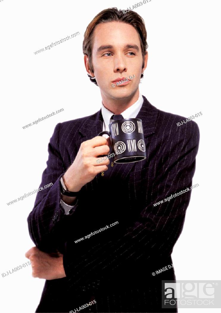 Stock Photo: Business Attitudes.