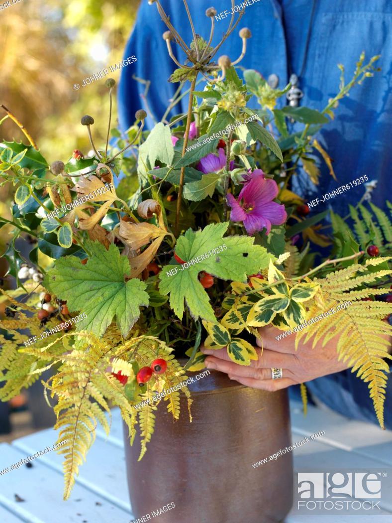 Imagen: Bunch of flowers, Sweden.