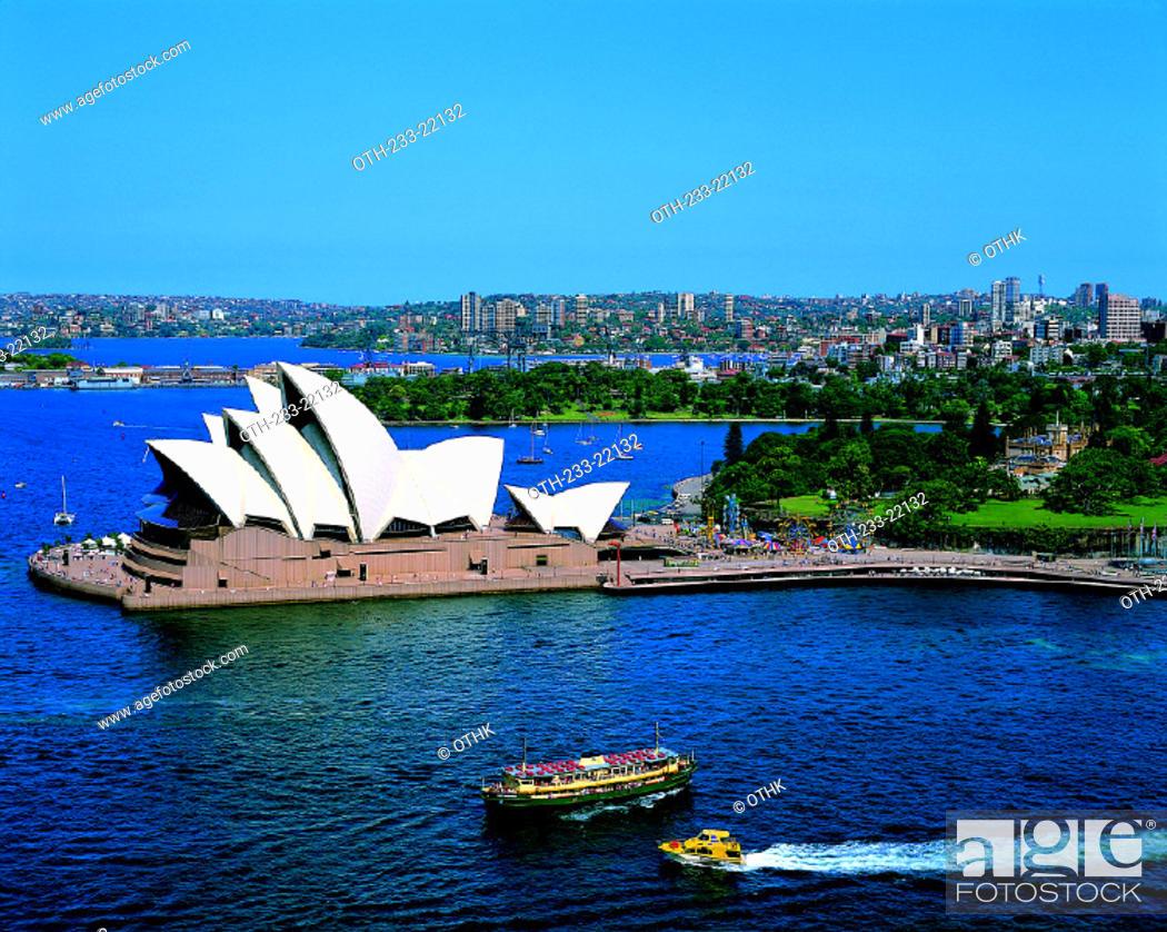 Imagen: Opera House, Sydney, Australia.