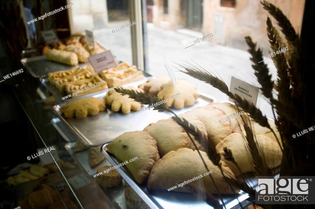 Stock Photo: Bakery.
