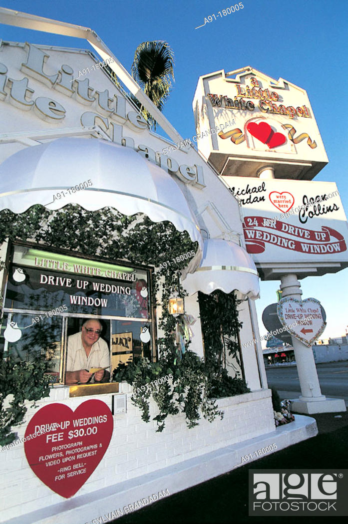 Wedding window at little white chapel las vegas usa stock photo stock photo wedding window at little white chapel las vegas usa mightylinksfo