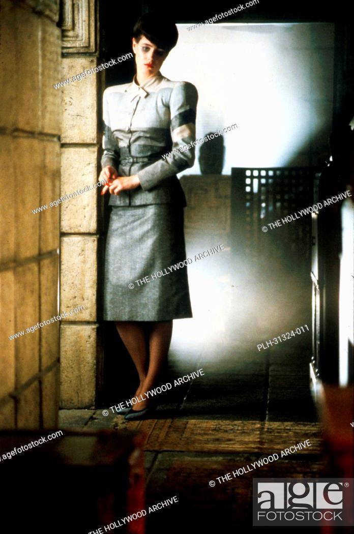 Stock Photo: Sean Young, 'Blade Runner' 1982.