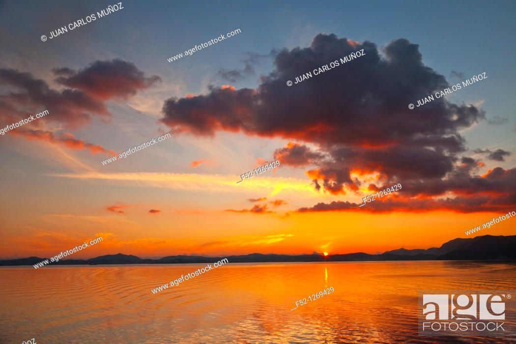 Stock Photo: Corfu Island, Ionian Islands, Greece, Mediterranean Sea.