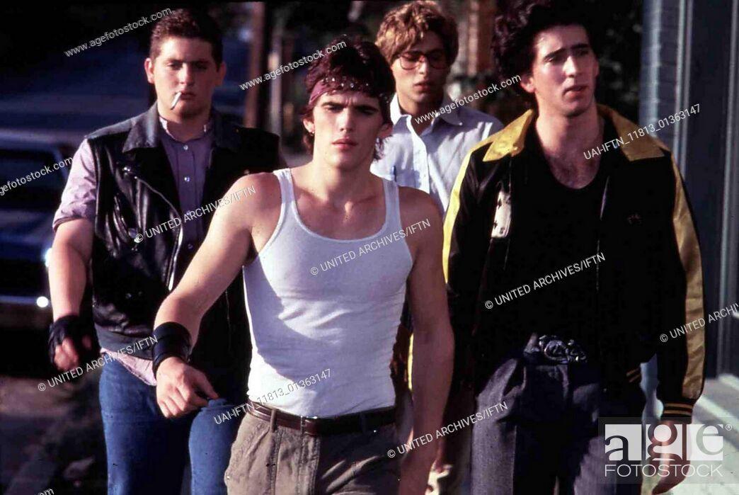 Dillon Hopper >> Rumble Fish Usa 1983 Director Francis Ford Coppola