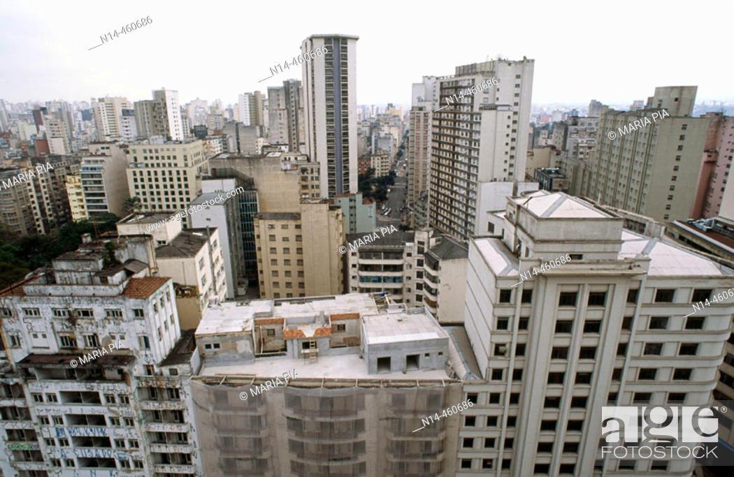 Stock Photo: São Paulo. Brazil, 2005.