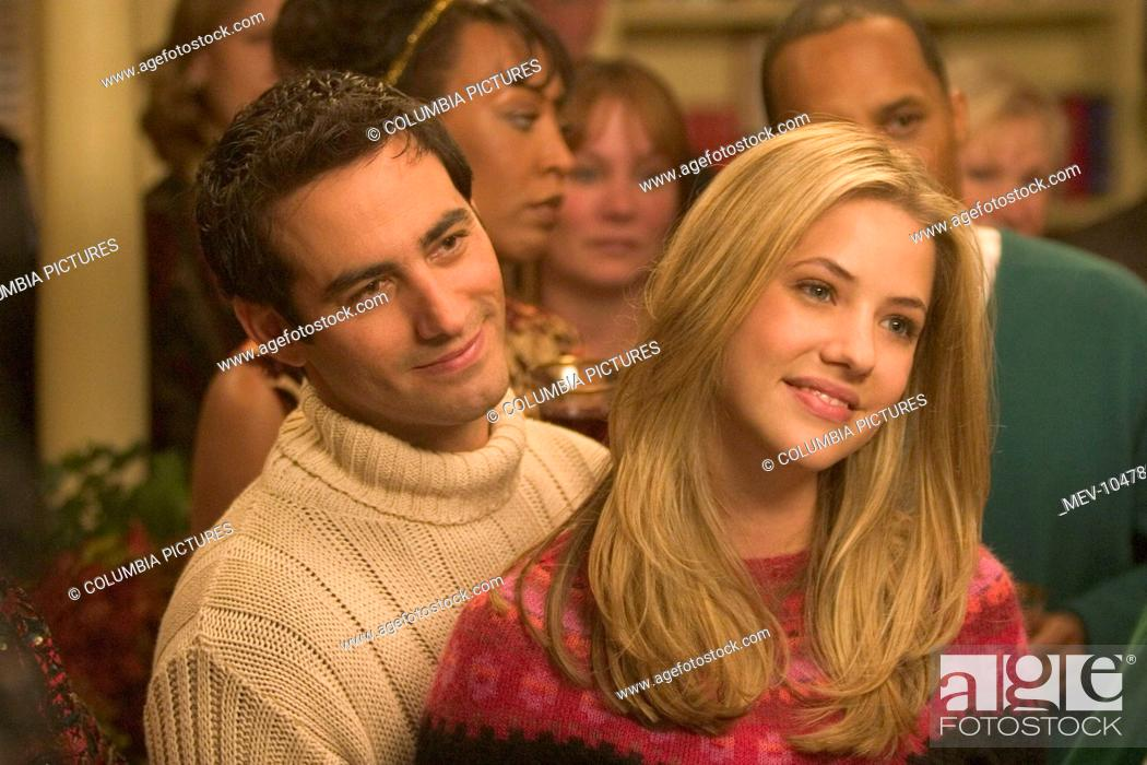 Christmas With The Cranks.Christmas With The Kranks Rene Lavin Julie Gonzalo Stock