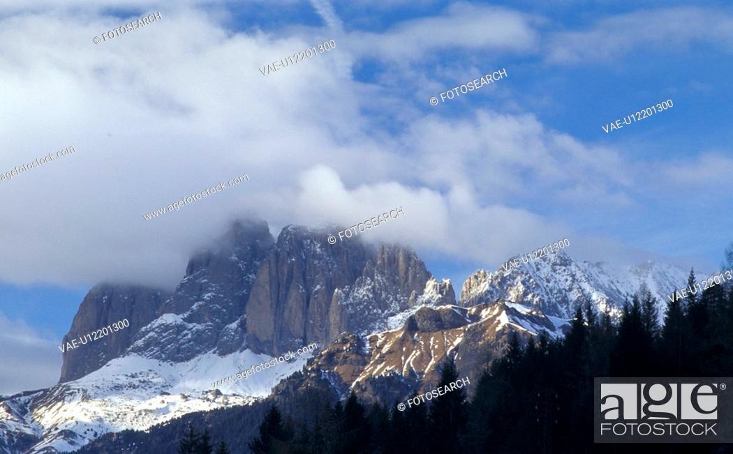 Stock Photo: aichner, dusk, day, blue, abenddaemmerung.