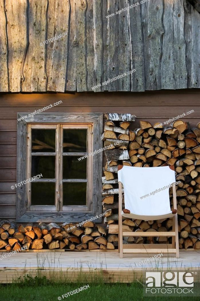 Stock Photo: Heap, Chair, Glass, Frame, Collection, Arrangement.