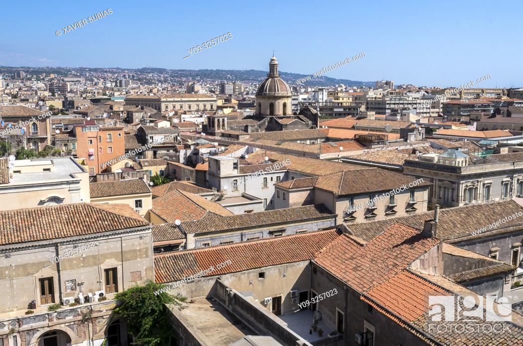 Imagen: Catania, Sicily, Italy.