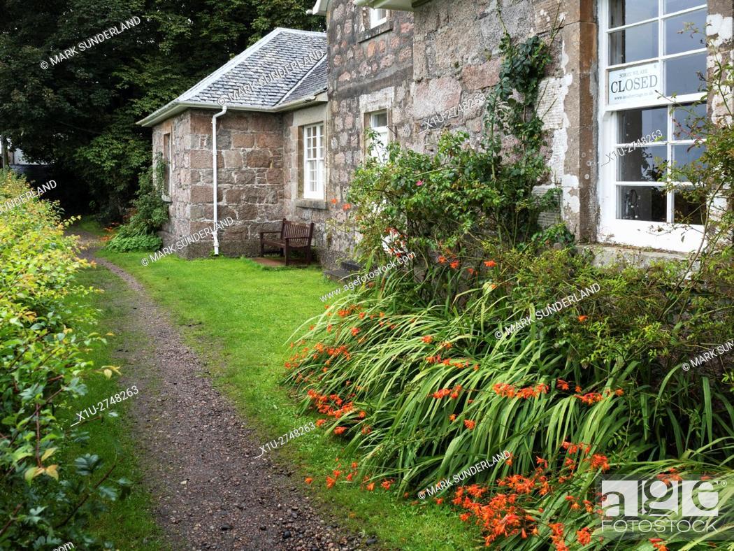 Imagen: Iona Heritage Centre Iona Argyll and Bute Scotland.