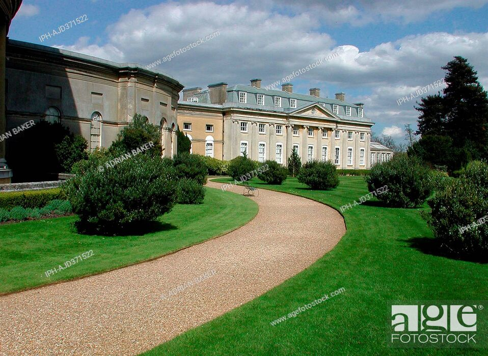 Imagen: England Suffolk Horringer (near Bury St. Edmunds) Ickworth House (National Trust).