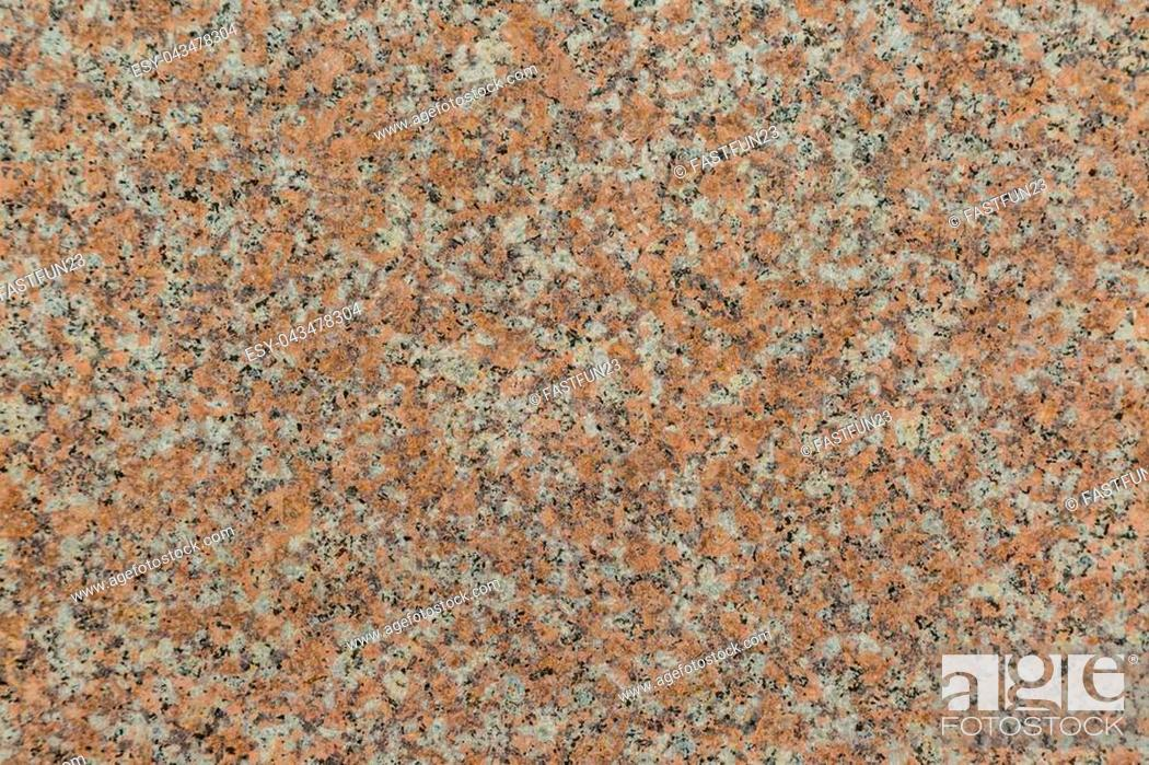 Granite Texture Of Old Wall Of Polished Pink Granite Background Stock Photo Picture And Low Budget Royalty Free Image Pic Esy 043478304 Agefotostock