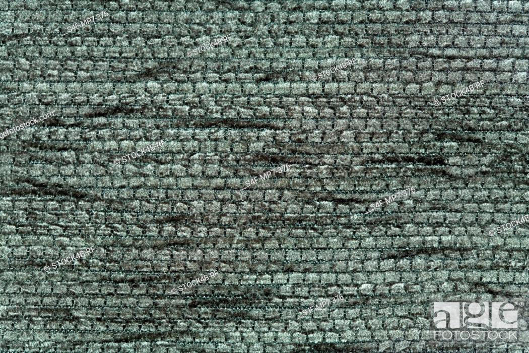 Stock Photo: Detail of a fabric swatch.