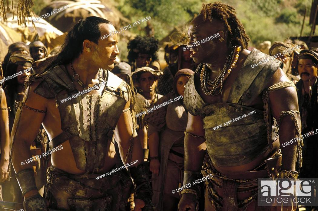 The Scorpion King (2002), Director: Chuck Russell, Actors ...