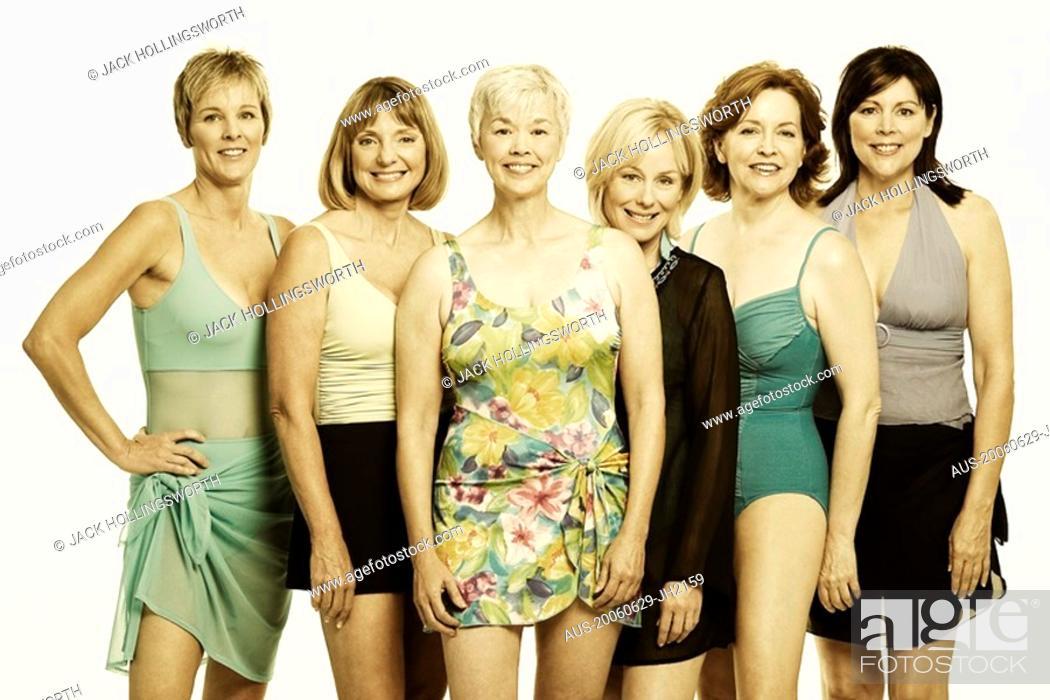 Mature women group