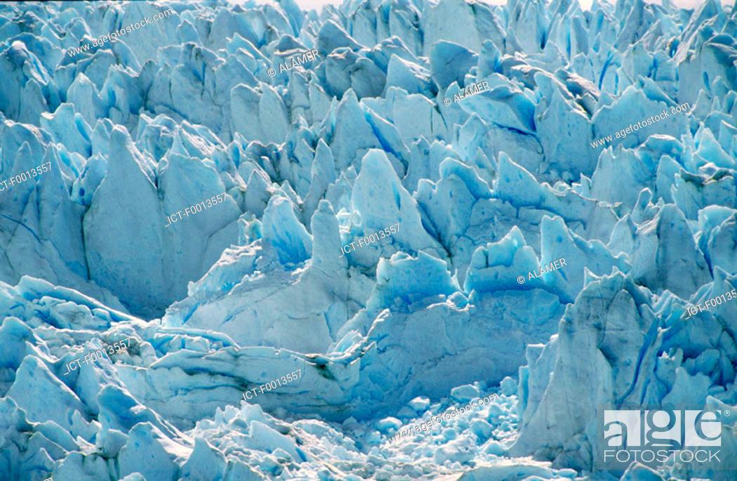 Stock Photo: Chile, Tierra del Fuego, Beagle channel.