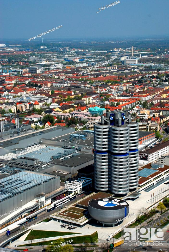 Stock Photo: BMW Munich.