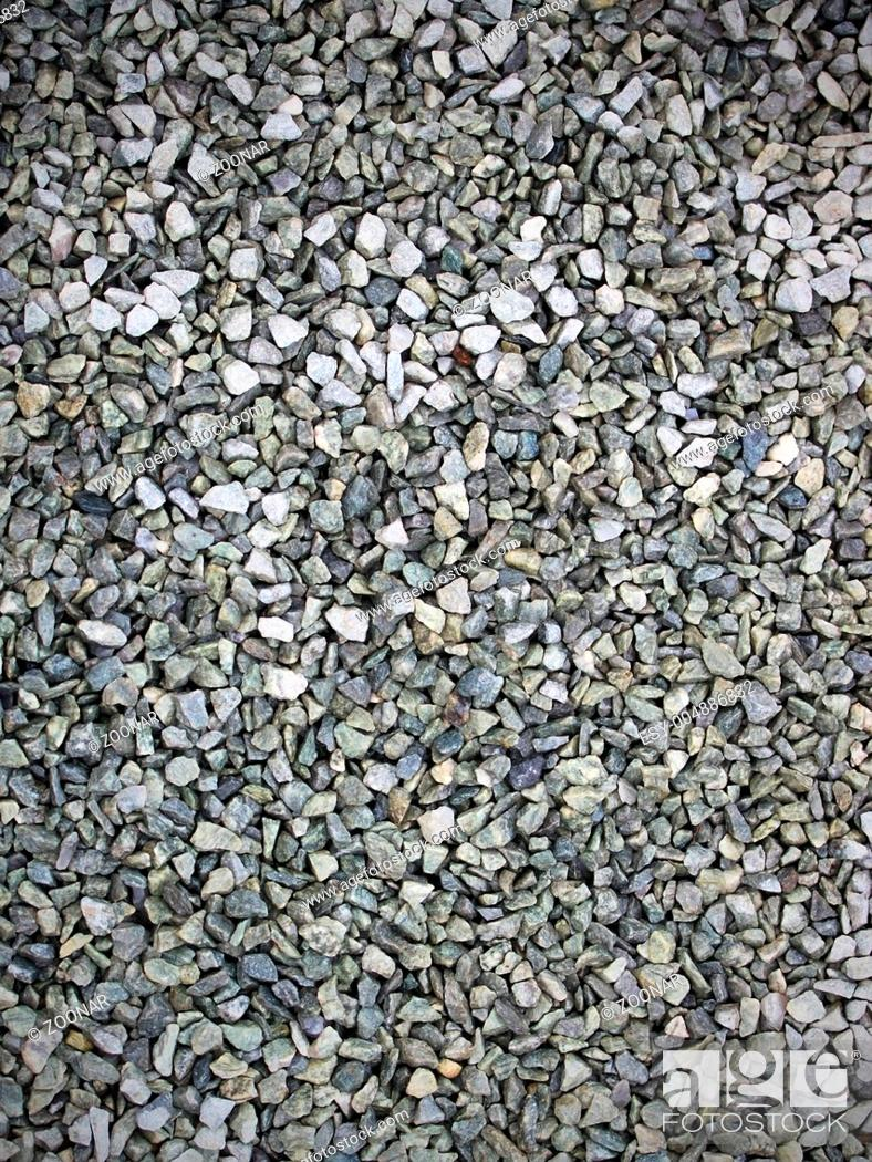 Stock Photo: Gravel.
