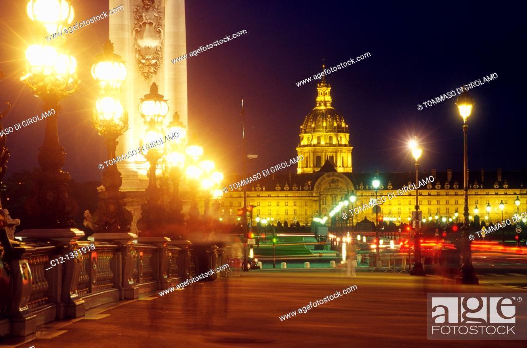 Stock Photo: Paris, Invalides.
