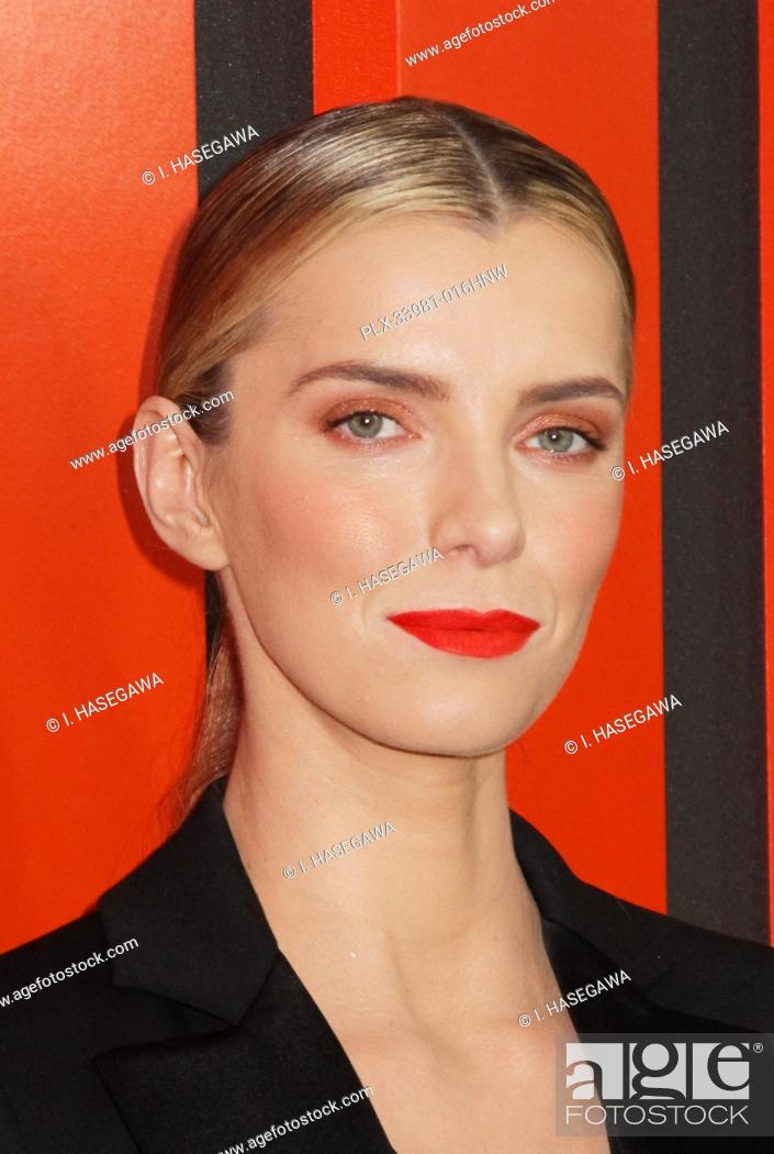 """Stock Photo: Betty Gilpin 03/09/2020 The Special Screening of """"""""The Hunt"""""""" held at The ArcLight Hollywood in Los Angeles, CA. Photo by I."""