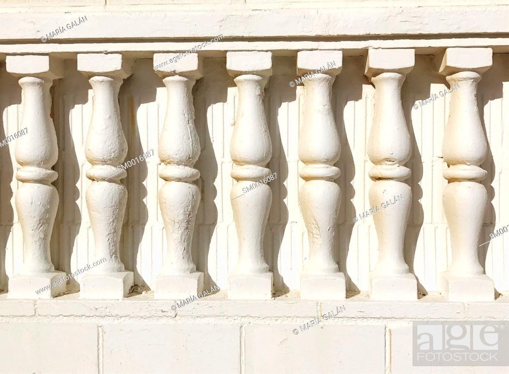 Stock Photo: Plaster ornaments.