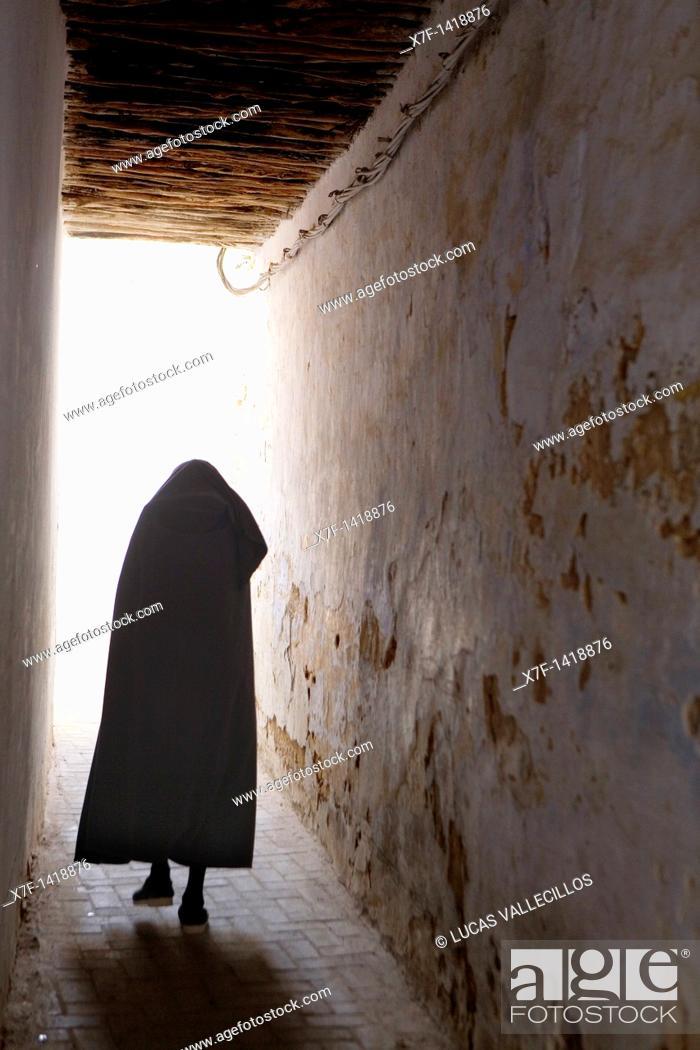 Stock Photo: Tunez: Kairouan Medina.