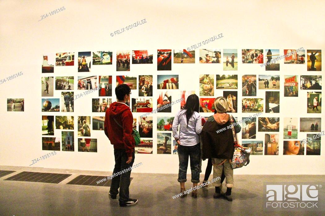Stock Photo: Tate Modern, London, England, UK.