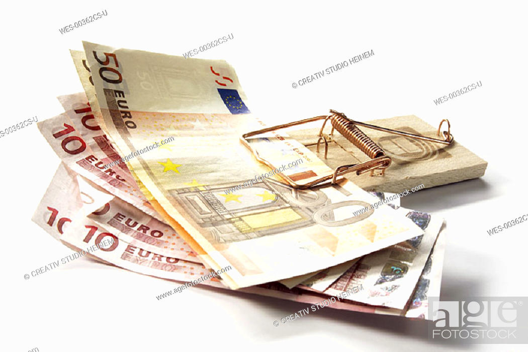 Stock Photo: Eurotrap.
