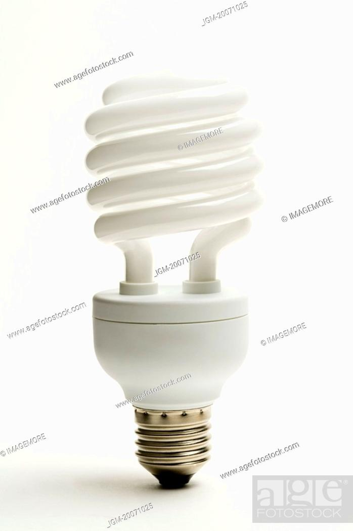 Stock Photo: Light Bulb.