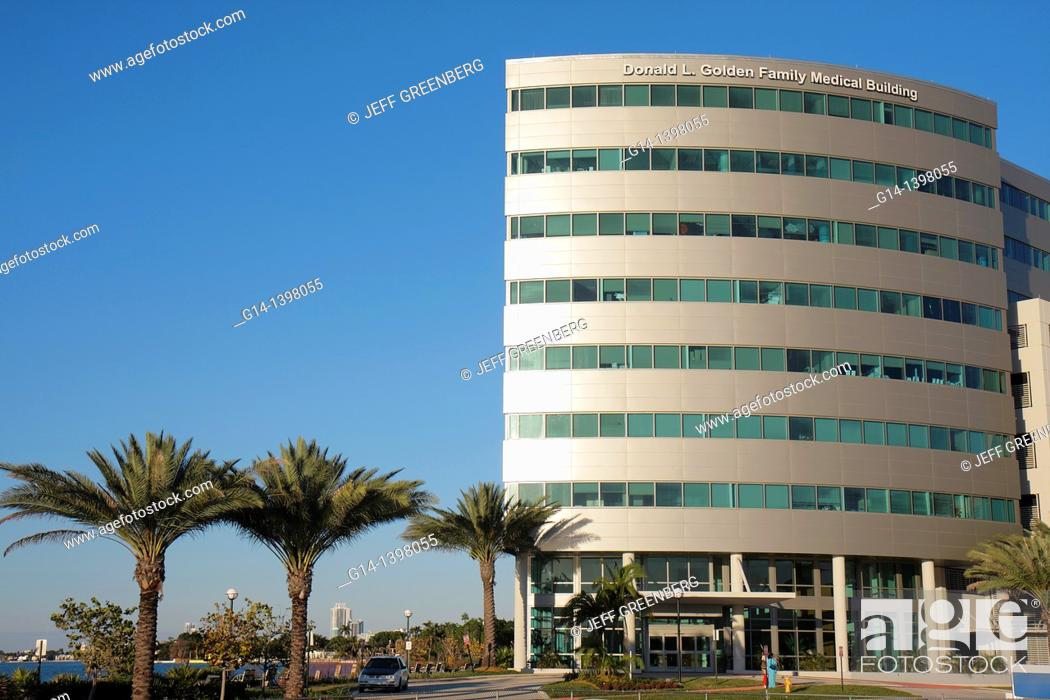 Florida, Miami Beach, Mt Mount Sinai Medical Center, hospital