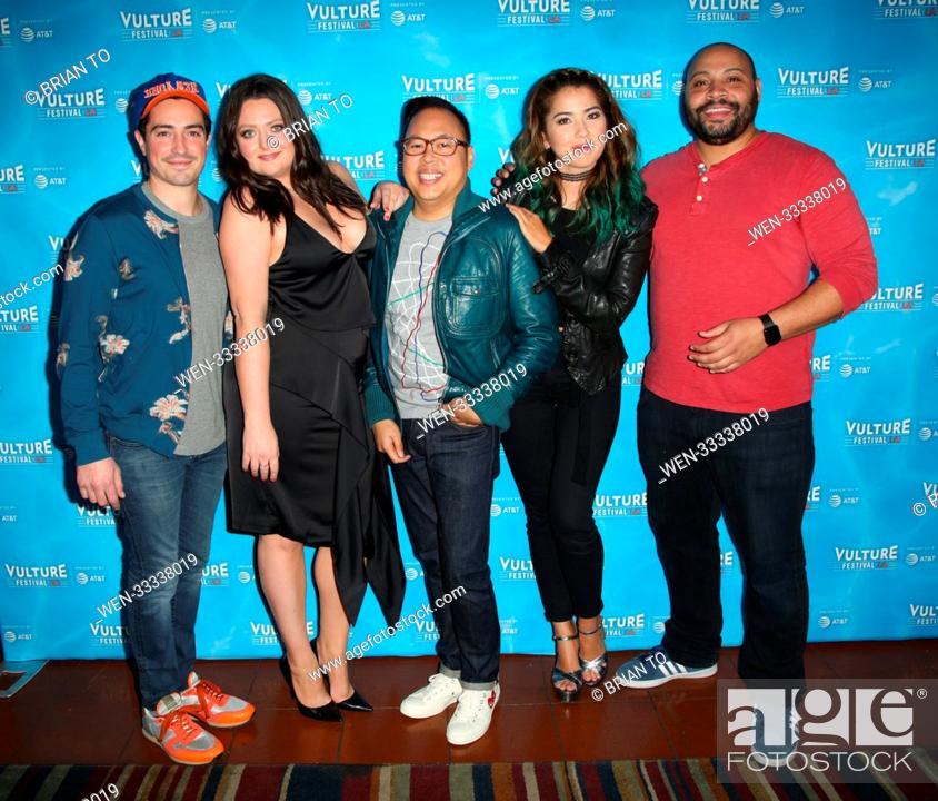 Celebrities attend Vulture Festival's