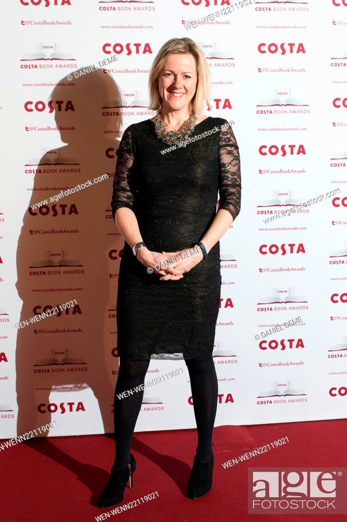 Costa Book Awards 2014 held at Quadlingos  Featuring: Jojo
