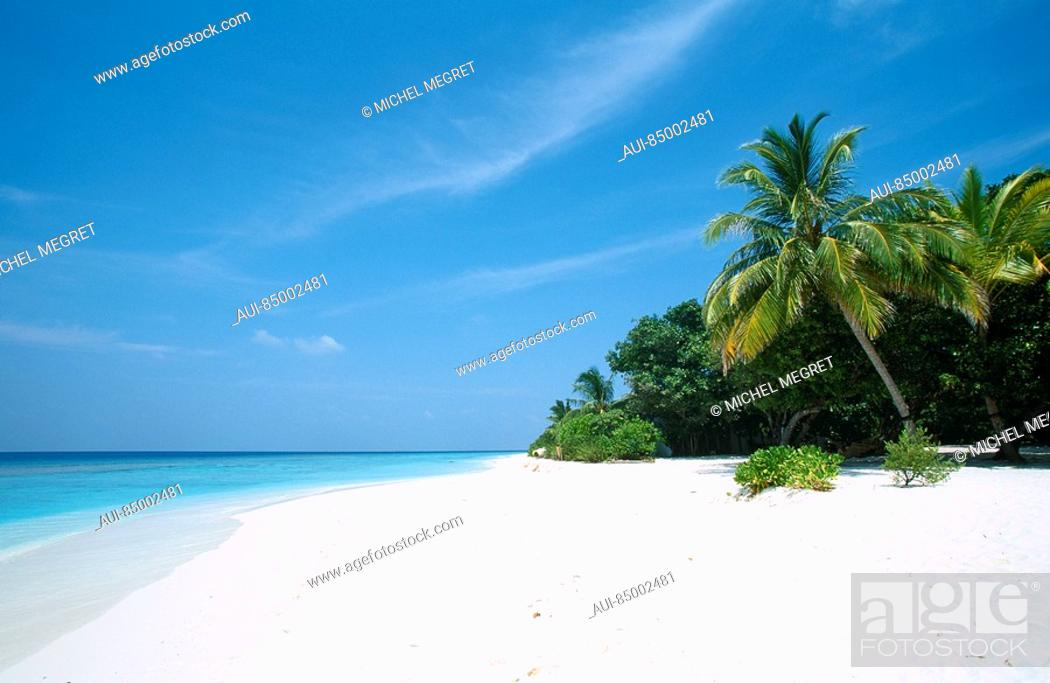 Stock Photo: Maldives.