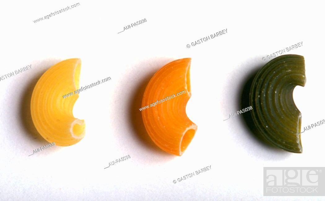 Stock Photo: Pasta - Pasta Shells.