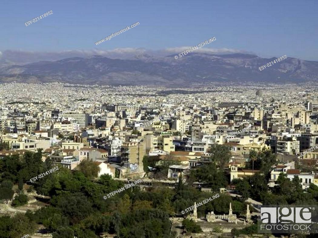 Stock Photo: Athen.