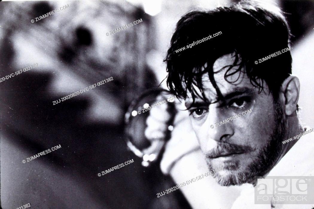 Stock Photo: 1976, Film Title: INNOCENT, Director: LUCHINO VISCONTI, Pictured: GIANCARLO GIANNINI. (Credit Image: SNAP/ZUMAPRESS.com).