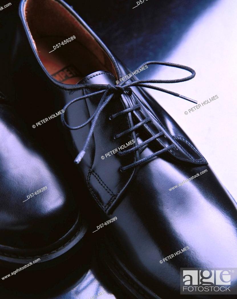 Stock Photo: Elegant shoes.