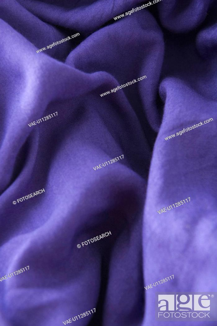 Stock Photo: Close-Up, Crumpled, Fold, Full Frame, Indoors.