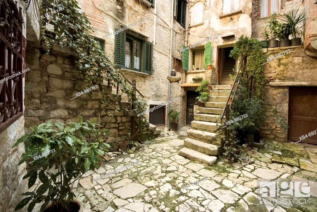 Stock Photo: Istria, Croatia.