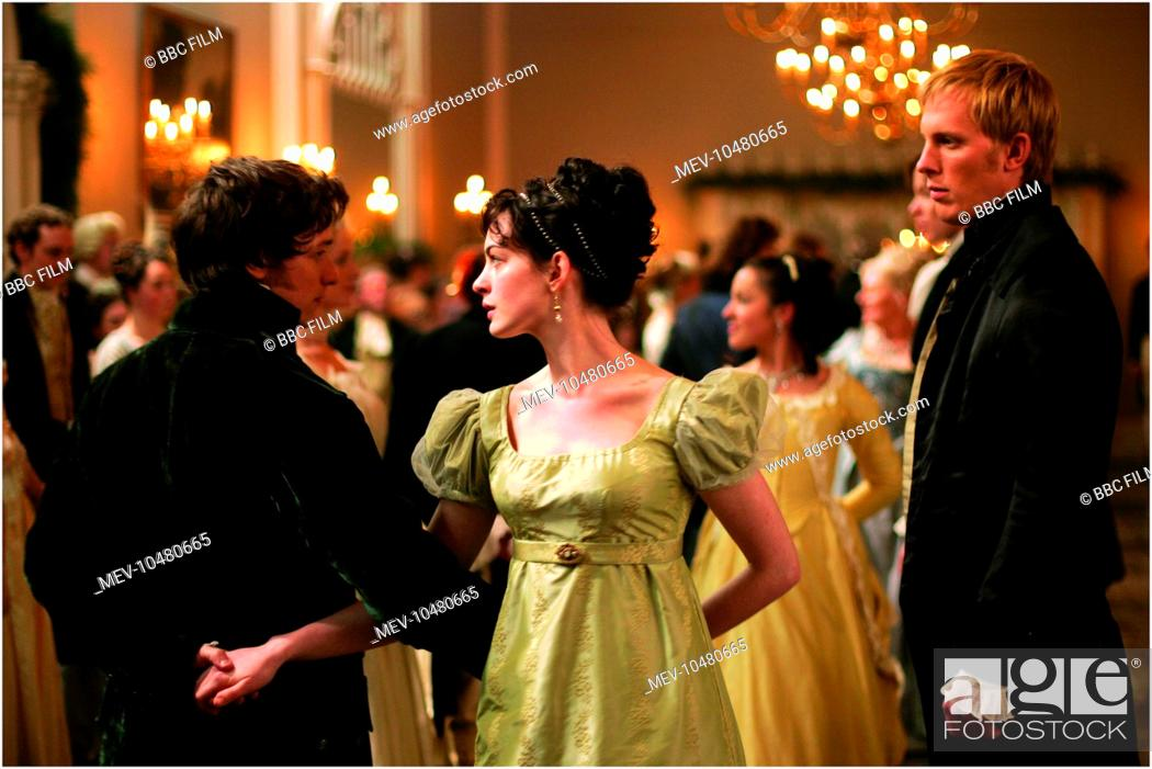 Becoming Jane James Mcavoy Anne Hathaway As Jane Austen Laurence