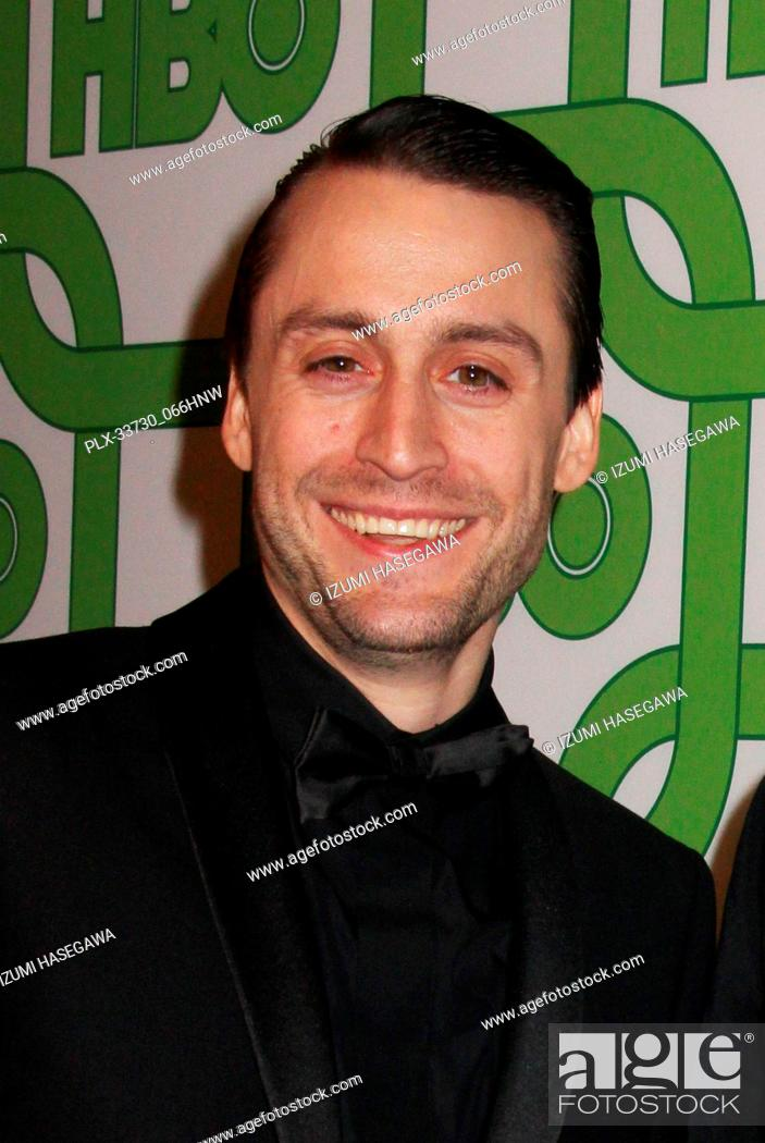 Imagen: Kieran Culkin 01/06/2019 The 76th Annual Golden Globe Awards HBO After Party held at the Circa 55 Restaurant at The Beverly Hilton in Beverly Hills.