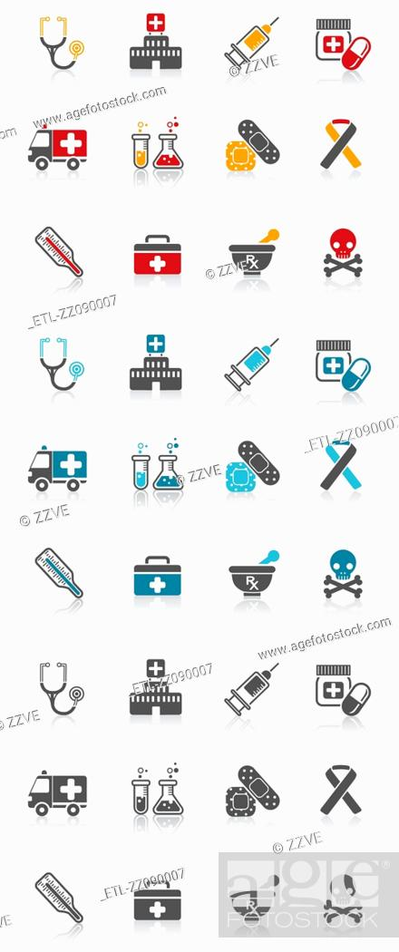 Stock Photo: Medical and medicine.