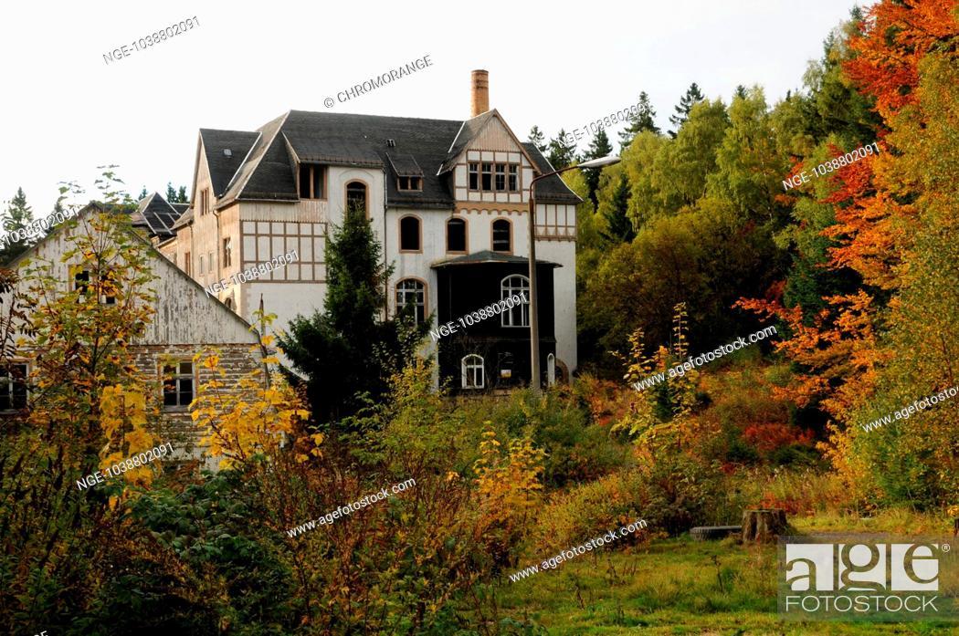 Imagen: Sanatorium Sorge.