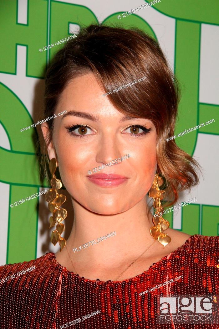 Imagen: Lili Simmons 01/06/2019 The 76th Annual Golden Globe Awards HBO After Party held at the Circa 55 Restaurant at The Beverly Hilton in Beverly Hills.