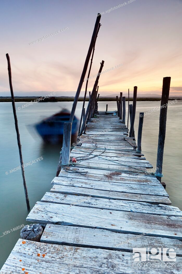 Stock Photo: Carrasqueira, Portugal, Europe.