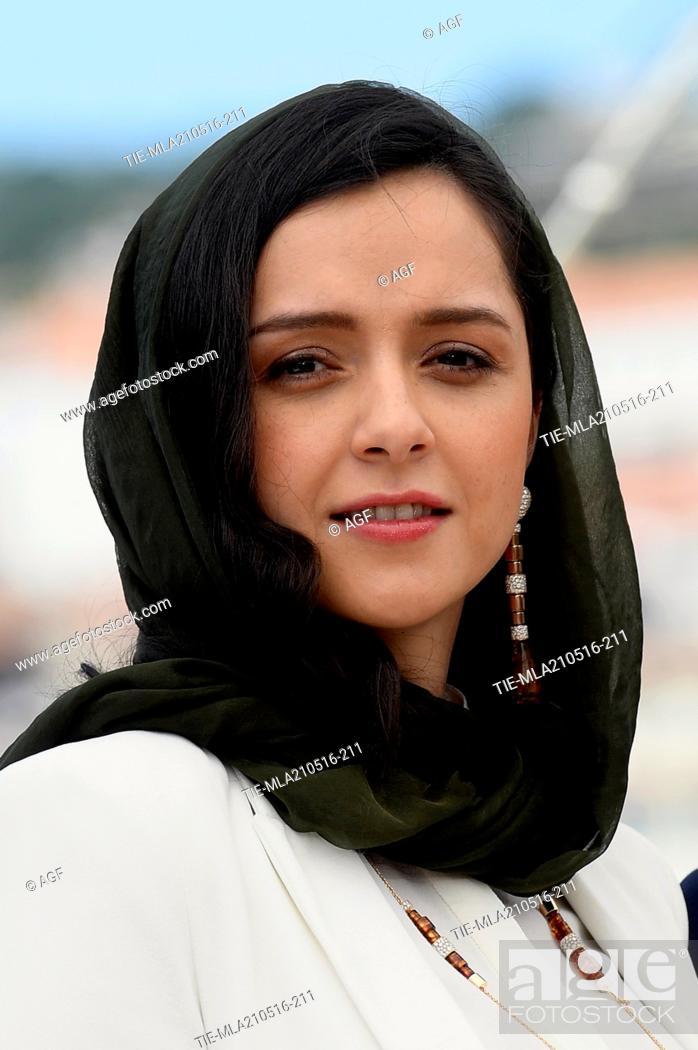 Taraneh Alidoosti During Forushande Film Photocall 69th