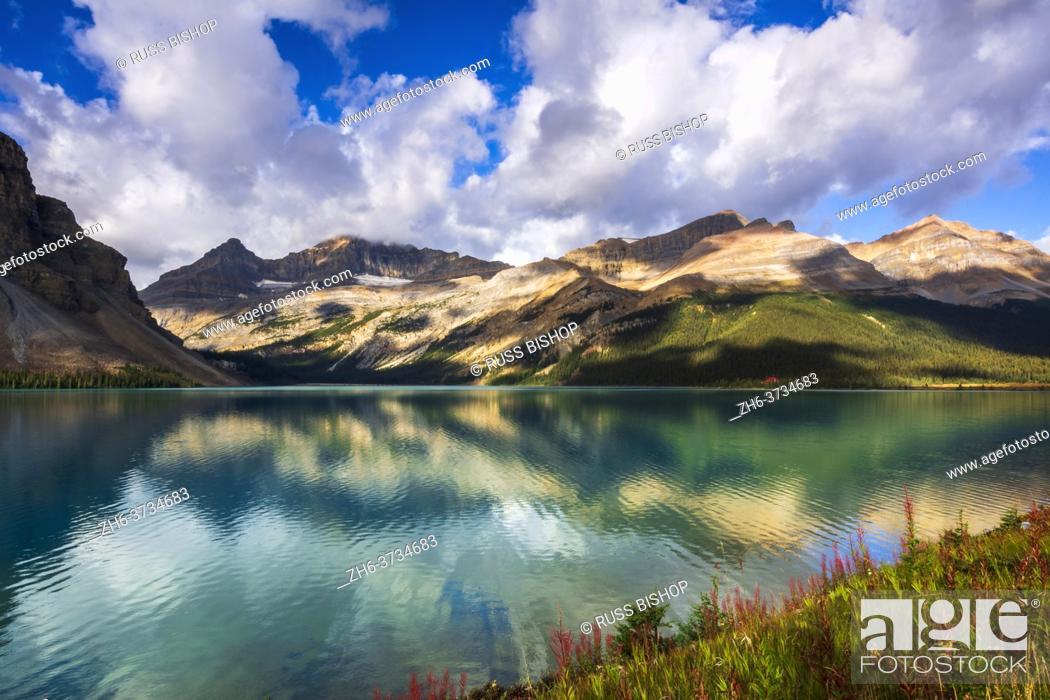 Imagen: Bow Lake, Banff National Park, Alberta, Canada.